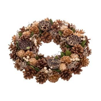 Coroniță de Crăciun pentru masă Unimasa Cones, ø35cm bonami.ro