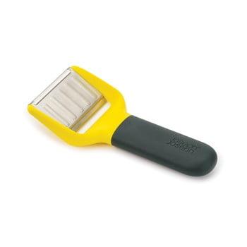 Cuțit pentru feliat brânză Joseph Joseph Multi-Slice, galben bonami.ro