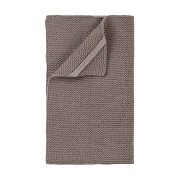 Prosop tricotat Blomus Wipe, 55 x 32 cm, maro deschis bonami.ro