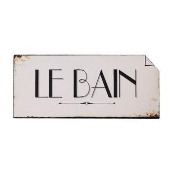 Plăcuță toaletă Antic Line Le Bain bonami.ro