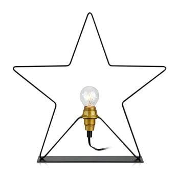 Decorațiune luminoasă Markslöjd Rapp Star, înălțime 36 cm poza bonami.ro