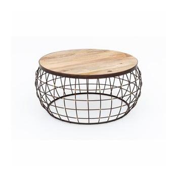 Masă de cafea WOOX LIVING Nest, ⌀ 74 cm imagine