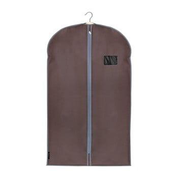 Husă protecție haine Domopak Living, maro bonami.ro