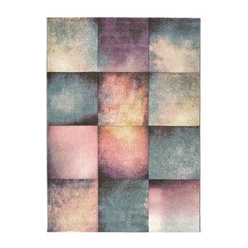 Covor Universal Pinky Squaro Multi, 140 x 200 cm imagine
