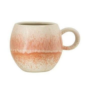 Cană din ceramică Bloomingville Paula, 240 ml, portocaliu poza bonami.ro