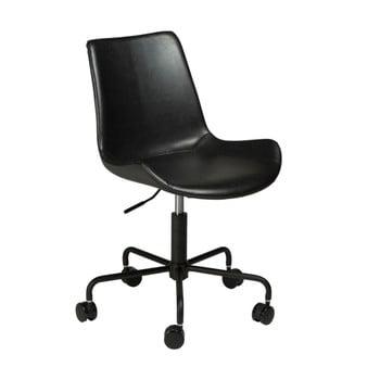 Scaun de birou DAN-FORM Denmark Hype, negru imagine