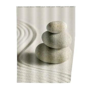 Perdea dus Wenko Sand, 180 x 200 cm, gri