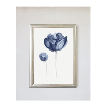 Poster cu ramă Piacenza Art Li Lotus, 30 x 20 cm poza bonami.ro