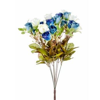 Buchet flori artificiale The Mia Fiorina, albastru poza bonami.ro
