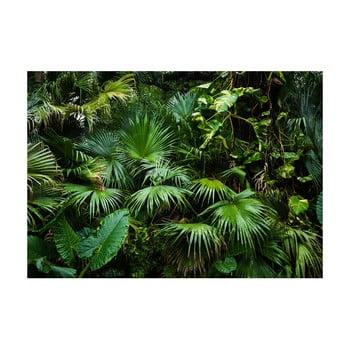 Tapet format mare Bimago Sunny Jungle, 400 x 280 cm poza bonami.ro