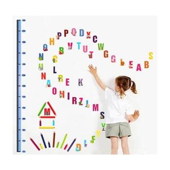Autocolant Ambiance Kids Alphabet poza bonami.ro
