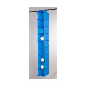 Organizator compartimentat suspendat Compactor Rack, albastru poza bonami.ro