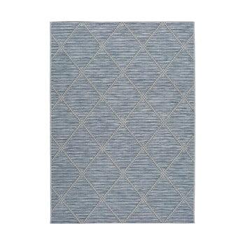 Covor pentru exterior Universal Cork, 130 x 190 cm, albastru bonami.ro
