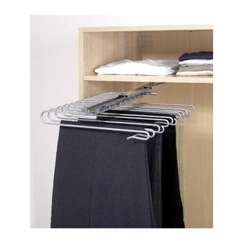 Cuier extensibil pentru pantaloni Wenko Wardrobe bonami.ro