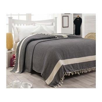 Cuvertură pentru pat din bumbac Eponj Home Hasir, 200x240cm bonami.ro