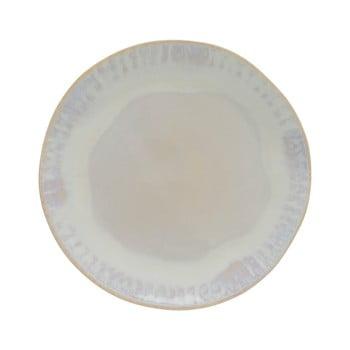 Farfurie din gresie ceramică Costa Nova Brisa, ⌀ 20 cm, alb poza bonami.ro