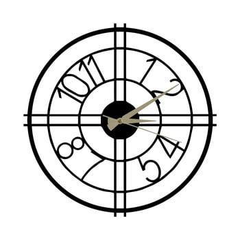 Ceas din metal Hefaistos, ø 50 cm bonami.ro