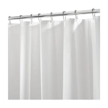 Perdea de duș iDesignPEVA Liner, 183x183cm, alb bonami.ro