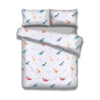 Lenjerie de pat din bumbac pentru copii AmeliaHome, 135 x 200 cm poza bonami.ro