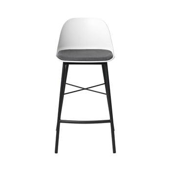 Scaun bar Unique Furniture Whistler, alb imagine