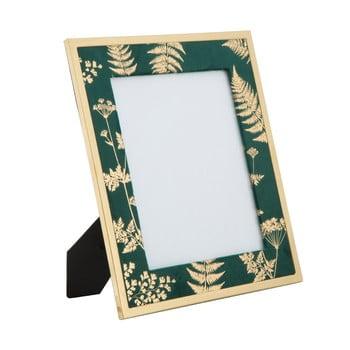 Ramă foto Mauro Ferretti Glam, 20 x 25 cm, verde - auriu bonami.ro