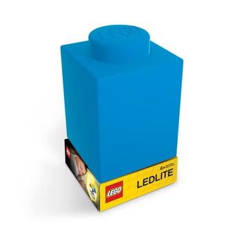 Lumină de veghe LEGO® Classic Brick, albastru poza bonami.ro