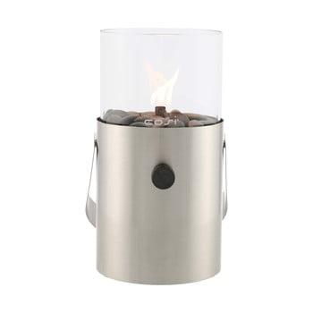 Lampă cu gaz Cosi Original, înălțime 30 cm, argintiu mat imagine