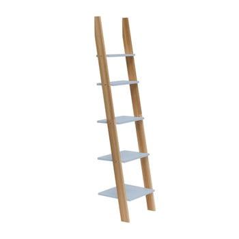 Raft în formă de scară Ragaba ASHME, lățime 45 cm, gri deschis bonami.ro