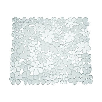 Protecție transparentă pentru chiuvetă iDesign Blumz, 28x30,5cm bonami.ro
