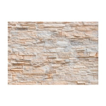 Tapet format mare Bimago Stone Gracefulness, 400 x 280 cm poza bonami.ro