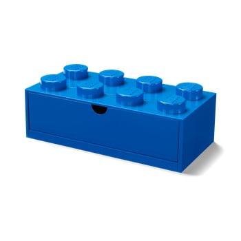 Cutie cu sertar pentru birou LEGO®, 31 x 16 cm, albastru bonami.ro