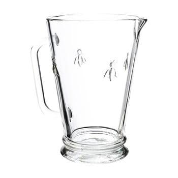 Carafă din sticlă La Rochére Abeille, 1 l bonami.ro