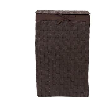 Coș de rufe Compactor Laundry Linen, înălțime 60 cm, negru bonami.ro