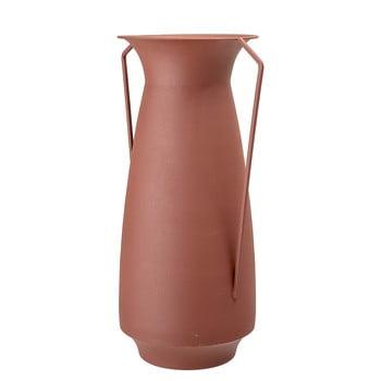 Vază din metal Bloomingville Jug, maro roșcat bonami.ro