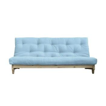 Canapea variabilă Karup Design Fresh Natural/Light Blue imagine