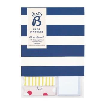 Set 3 blocuri etichete adezive Busy B Organised bonami.ro