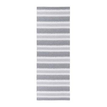 Covor potrivit pentru exterior Narma Runo, 70 x 100 cm, gri poza bonami.ro