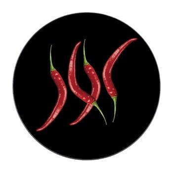 Suport de sticlă pentru oală Wenko Hot Pepper poza bonami.ro