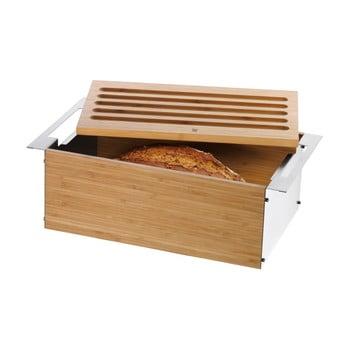 Cutie pentru pâine din lemn de bambus WMF, 43 x 25 cm
