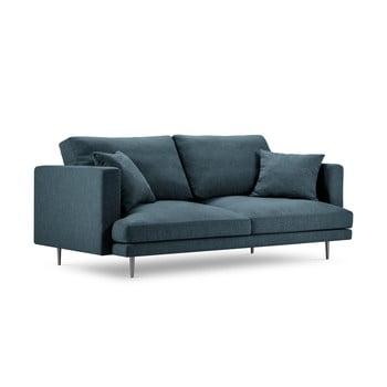 Canapea Milo Casa Piero, albastru, 220 cm