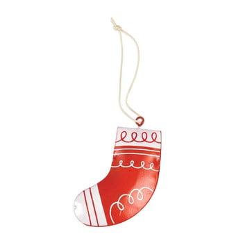 Decorațiune pictată manual pentru bradul de Crăciun Rex London Stocking bonami.ro