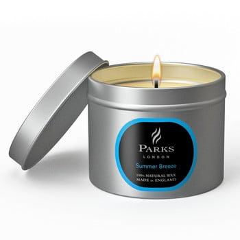 Lumânare parfumată Parks Candles London, aromă de vară, durată ardere 25 ore bonami.ro