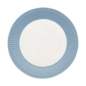 Farfurie din ceramică Green Gate Alice, ø 23 cm, margine albastră bonami.ro