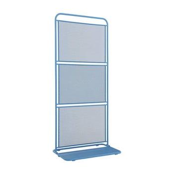 Paravan metalic pentru balcon ADDU MWH, 180 x 80 cm, albastru poza bonami.ro