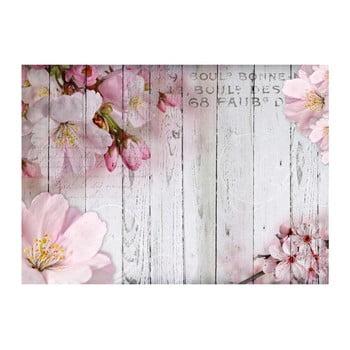 Tapet format mare Bimago Apple Blossoms, 400 x 280 cm bonami.ro