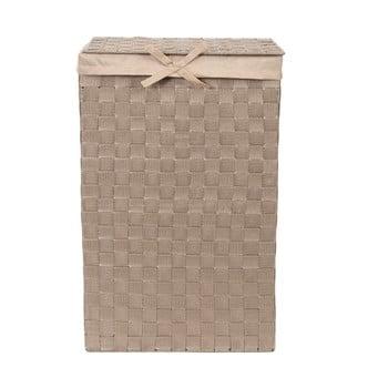 Coș de rufe Compactor Laundry Linen, înălțime 60 cm, maro bonami.ro