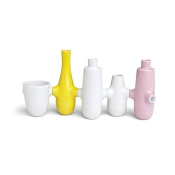 Sfeșnic din ceramică pentru 5 lumânări Kähler Design Fiducia poza bonami.ro