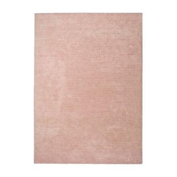 Covor Universal Shanghai Liso, 160 x 230 cm, roz deschis imagine