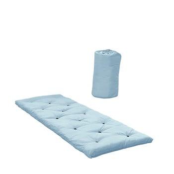 Pat pentru oaspeți tip saltea Karup Design Bed in a Bag Light Blue poza bonami.ro
