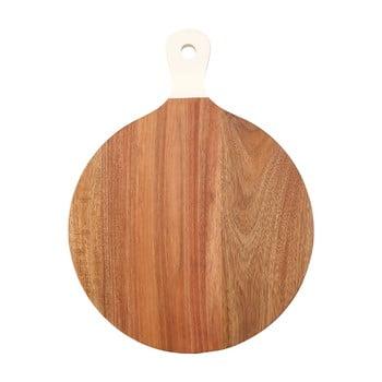 Tocător din lemn de salcâm Premier Housewares, 46 x 27 cm bonami.ro